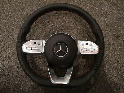Mercedes Amg Sportpaket Lenkrad Facelift C217 W177 W222 C257 C238 W205 W213