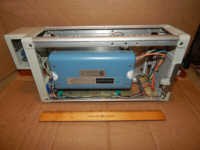 Hp Hewlett Packard 8696a Wwatkins Johnson Wj2057-50 Backward Wave Oscillator