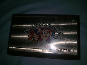 Donkey Kong 2 Game And Watch Warnbro Rockingham Area Preview
