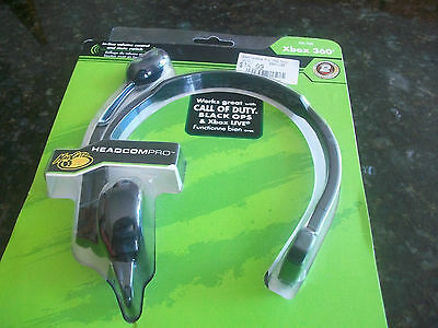 XBOX 360 HEADSET - MAD CATZ X360 HEADCOM PRO GAMING HEADSET (XBOX 360) for sale  Shipping to India