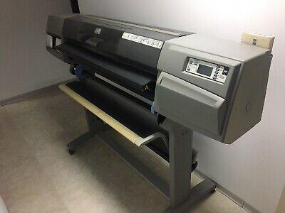 """Plotter HP DesignJet 5500 42"""" inchiostri UV"""