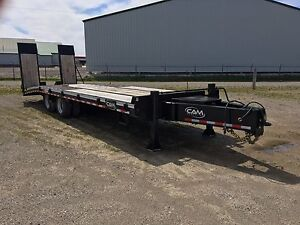 20 Ton Float W/ Air Ramps