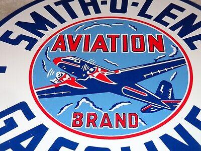 VINTAGE SMITH O LENE AVIATION AIRPLANE 11 3/4