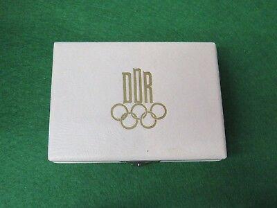 DDR, Ehrenmedaillen Olympia 1973