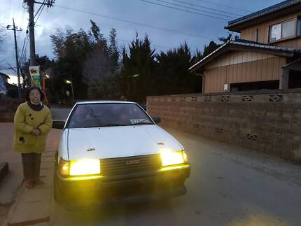 Ae86 coupe Yeronga Brisbane South West Preview