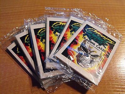 GHOST RIDER LOT OF 6 SEALED PACKS