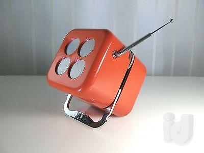 Radio Design Ikone SIEMENS alpha 2 RK501 Mario Bellini ~ 1968 ...