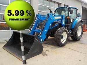 2016 New Holland T4.90 Comparable John Deere Case