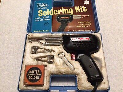 Weller D550 240325 Watt Soldering Gun