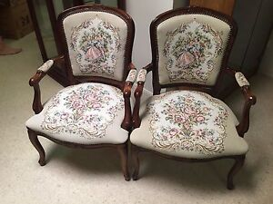 Two Antique Chairs Durack Brisbane South West Preview
