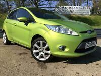 Ford Fiesta 1.4 Titanium 5dr service history low tax low insurance