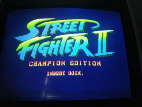Street Fighter 2 Champion Edition PCB  Arcade SF2CE Arcade Working Jamma