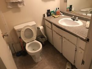 Room for rent in downtown Fort mcmurray