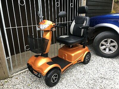 8MPH Mobility Scooter