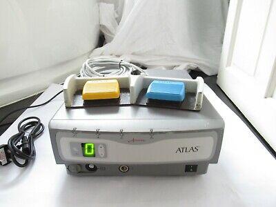 Arthrocare Atlas 10435 Esu Electrosurgical Control Arthroscope Controller Unit