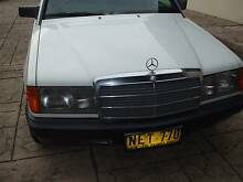 1985 Mercedes-Benz 190E Sedan Greta Cessnock Area Preview