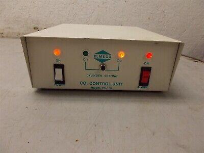 Elmeco Model Cu-100 Automatic Co2 Tank Switching Control