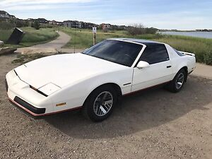 1987 pontiac firebird 2.8L V6 multi port fi automatic