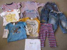 Assorted boy's and girl's baby clothing size 0 & 1 Nicholls Gungahlin Area Preview
