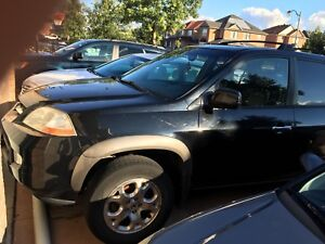 2001 Acura MDX AS IS. NEED GONE ASAP