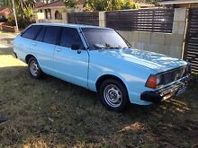 1981 Nissan Sunny Datsun Station Wagon White Gum Valley Fremantle Area Preview