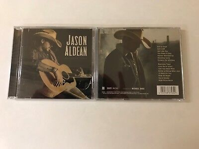 Rearview Town By Jason Aldean   April 2018 Release 100  Authentic Factory Sealed