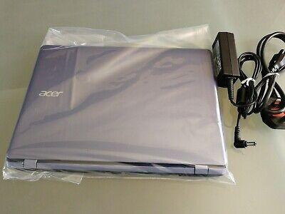 Laptop - Acer aspire E3 notebook PC, 4GB, 500GB, Win 10, Antivirus, Office