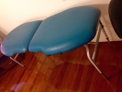 Portable Athlegen Genesis Massage Table Morningside Brisbane South East Preview