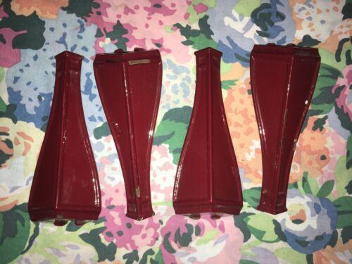 Genuine Vermont Castings Bordeaux Red Leg 7.25 Height