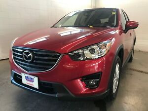 2016 Mazda CX-5 GS- HEATED SEATS! SUNROOF! BACK UP CAM!