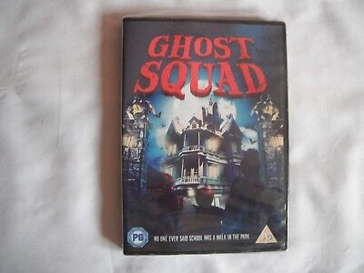Ghost Squad  (2015, DVD)  Supernatural Family Film - Will Spencer - NEW & SEALED
