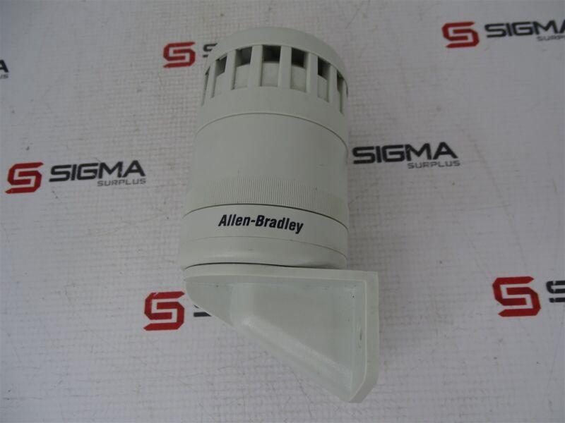 Allen-Bradley 855T-GVM Tower Stack Light Base w/ 855T-G10TA1 Sound Module