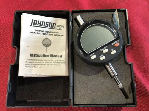 JOHNSON - P/N 1455-0100 - ELECTRONIC DIGITAL INDICATOR