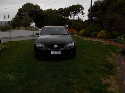 2010 Holden Commodore Sedan