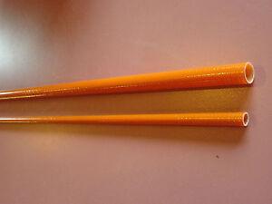 Fiberglass fly rod blank 7 039 1 2wt spigot ferrule ebay for Fishing rod ferrules
