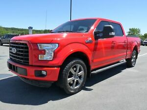Ford F-150 Cab SuperCrew 4RM 157 po XLT (SPORT)