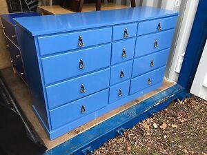 L23.5W14.5H27.5 Solid wood dresser