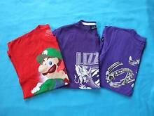 6 Boys Size 12 T-shirts & Singlets Port Sorell Latrobe Area Preview