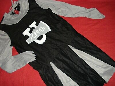 Zombie Teen Costume (Zombie University Cheerleader Costume Dress - Disguise - Size)