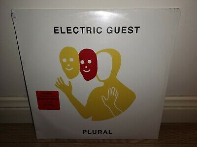 Electric Guest - Plural [Vinyl LP] New & Sealed