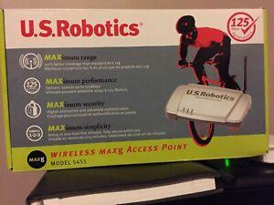 US Robotics wirelessG access point