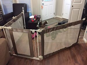 Very large baby gate