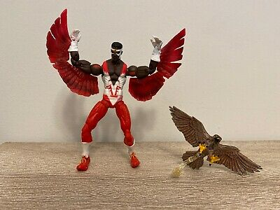 Marvel Legends Falcon Mojo BAF Complete