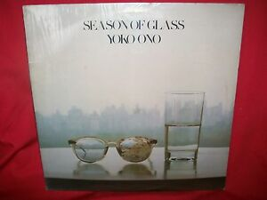 YOKO-ONO-Season-of-glass-LP-1981-GERMANY-MINT-SEALED