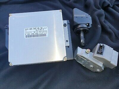 Mercedes W210 E240 0255458532 ECU IGNITION LOCK KIT 0261206052 .