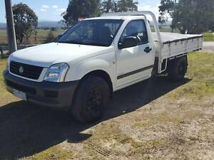 2004 Holden Rodeo 3.0L Diesel Ute Traralgon East Latrobe Valley Preview