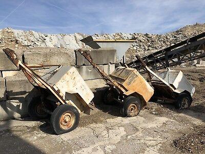 U-cart Concrete Buggy Trailer