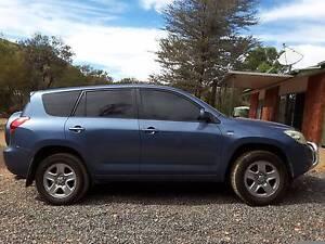 2008 Toyota RAV4 Wagon Alice Springs Alice Springs Area Preview