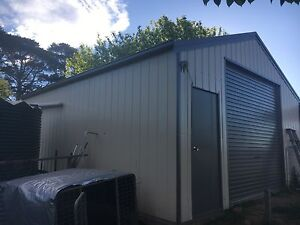 6x7 colourbond shed garage Burrawang Bowral Area Preview