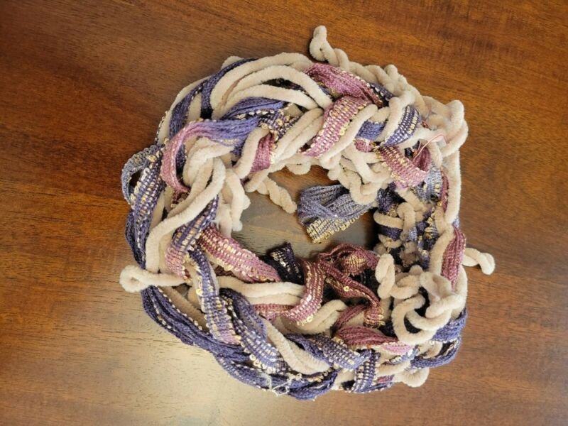 Handmade Toddler Girls Infinity Scarf